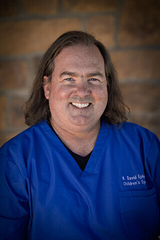 Dr. K. David Epley