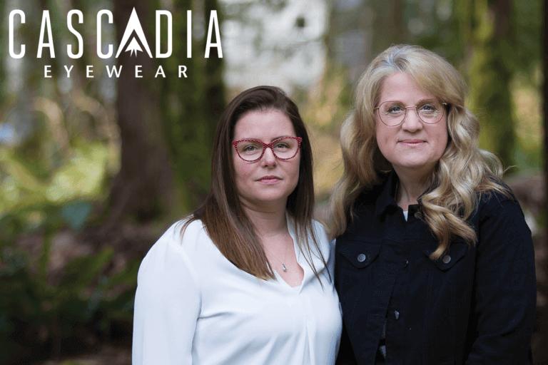 Cascadia eyewear models