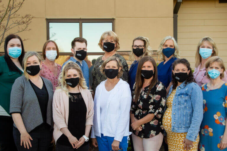 Cascadia Surgical Team Group Photo