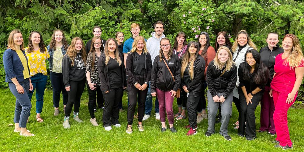 Cascadia Eye Clinical Staff 2021