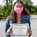 Lily Z. Scholarship winner