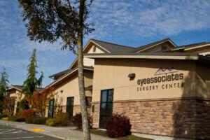 North Cascade Surgery Center Exterior view