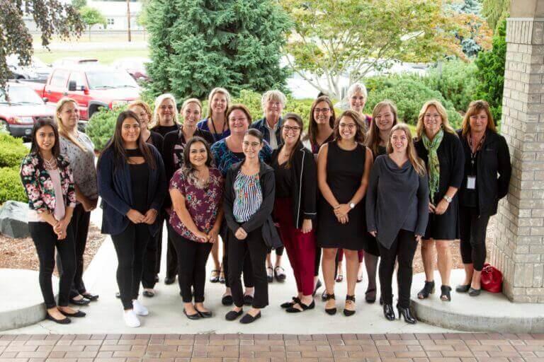 Patient Services Group Photo