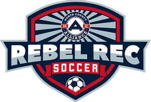 Rebel Rec Soccer logo