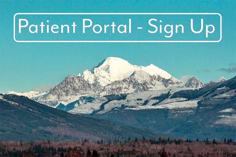 Patient Portal - Sign Up